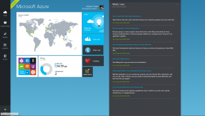 Azure Preview Portal Whats New