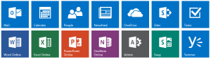 Office 365 Apps with Sway